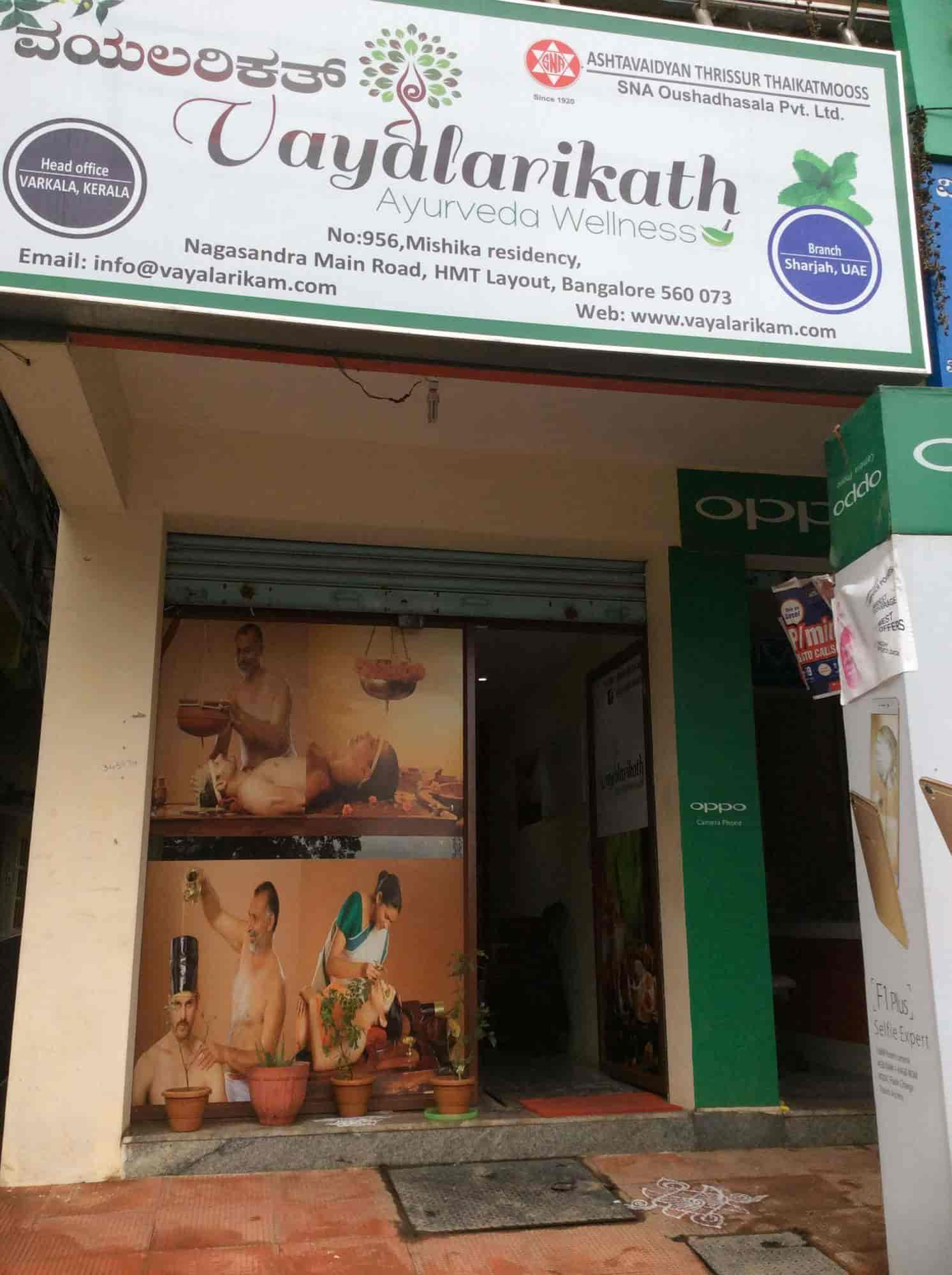 Vayalarikath Ayurveda Wellness Centre - Ayurvedic Body