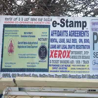 Top 50 Stamp Papers In Koramangala Bangalore Justdial