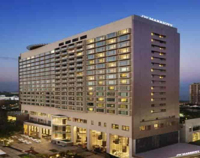Jw Marriott Hotel, Vittal Mallya Road - 5 Star Hotels in