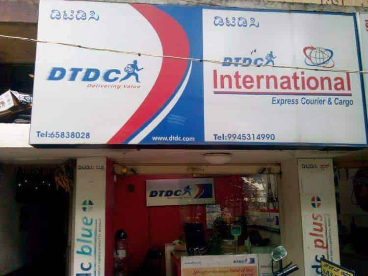Top Dtdc Courier Service In Nagarbhavi Best Dtdc Domestic Courier Justdial