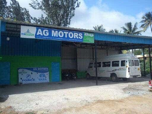 A G Motors, Electronic City Phase 1 - Tempo Traveller Repair & Services in Bangalore - Justdial