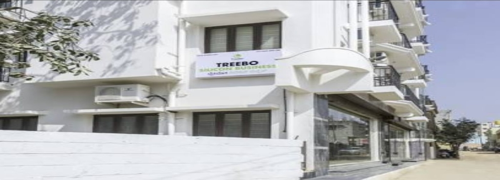 Treebo Silicon Business 3 6 214 Votes Electronic City