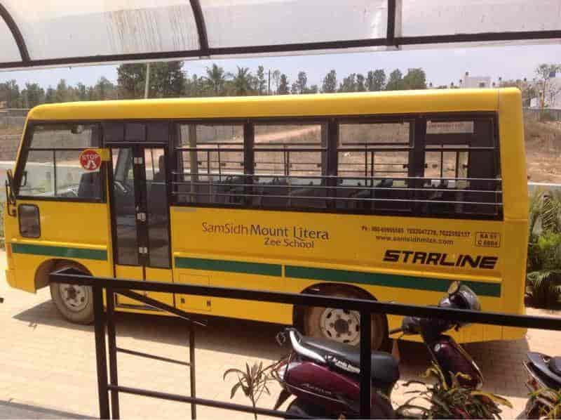 Samsidh Mount Litera Zee School Photos Electronic City Bangalore