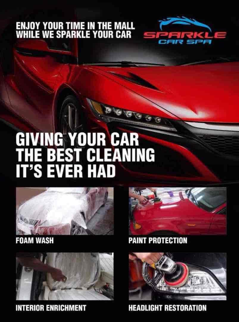 Sparkle Car Spa, Malleswaram - Car Washing Services in