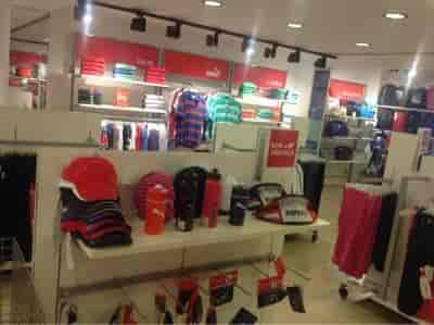 Find list of Puma Stores in Kathriguppe