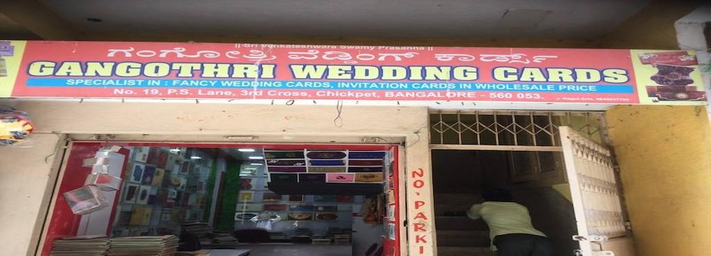 Gangothri Wedding Cards