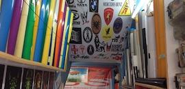 Top Vinyl Sticker Distributors in Egl Campus, Bangalore
