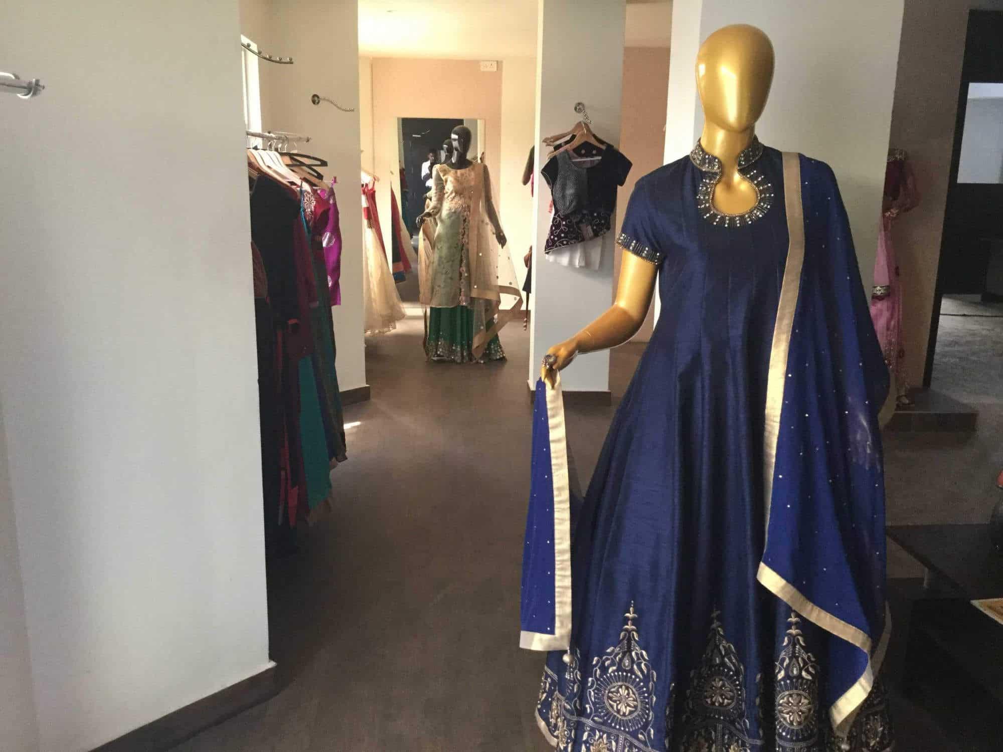 Sanura Designers Singasandra Boutiques In Bangalore Justdial