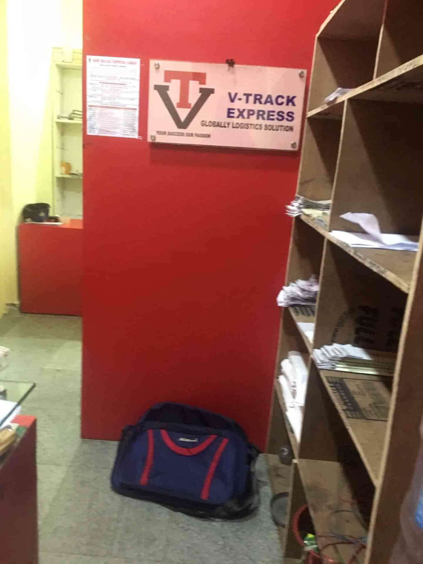 V Track Express, Kamaraj Road - Courier Services in