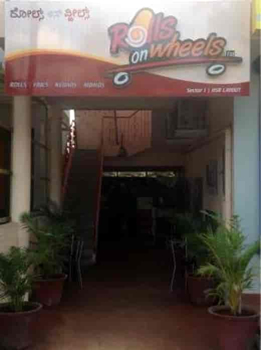 Rools On Wheel, HSR Layout Sector 1, Bangalore - Fast Food
