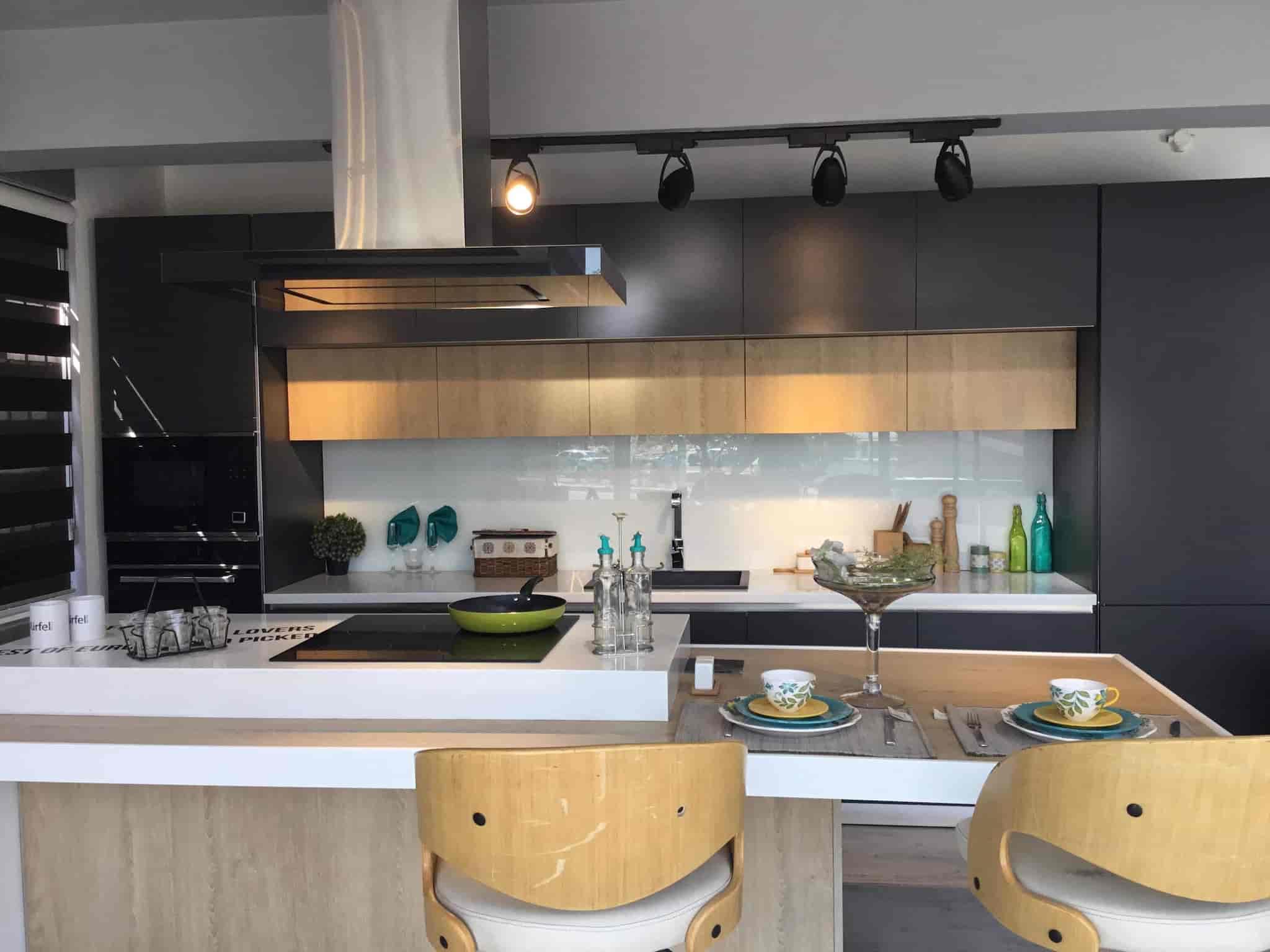 Großzügig Godrej Modulare Küche Preisliste Bangalore Fotos - Ideen ...