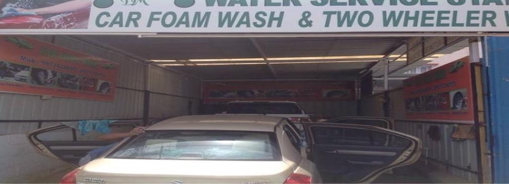 Green Sparkles Car Care Service Krishnarajapuram Car Washing