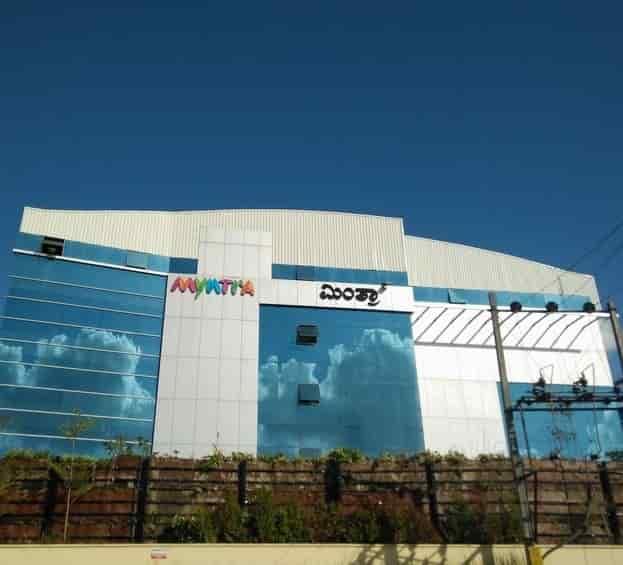 Myntra com (Corporate Office), Kudulu Gate - Corporate