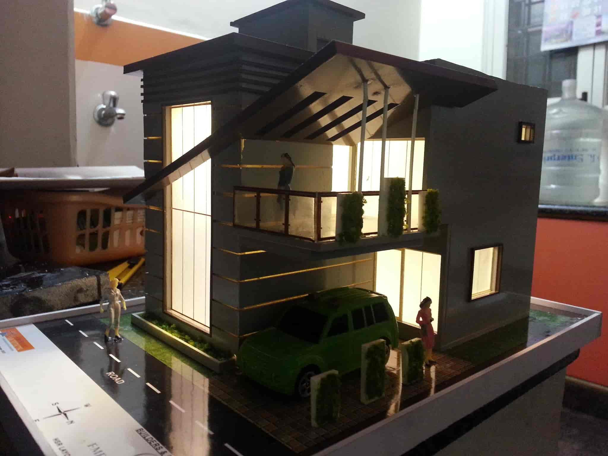 miracle architectural model new thippasandra architectural model