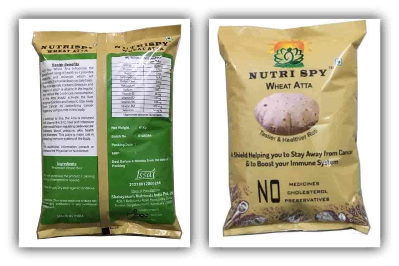 Nutrispy, Yelahanka - Wheat Flour Manufacturers in Bangalore
