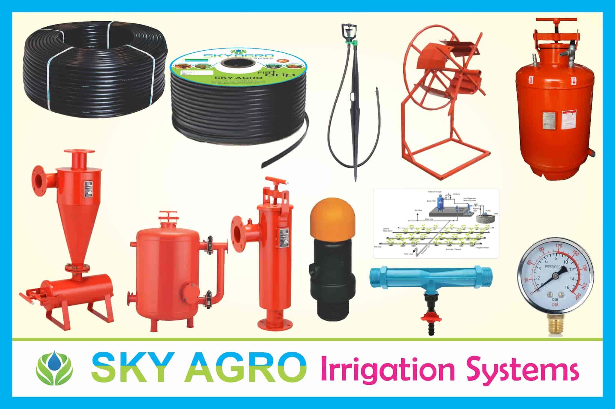 Sky Drip, Baramati Midc - Drip Irrigation System