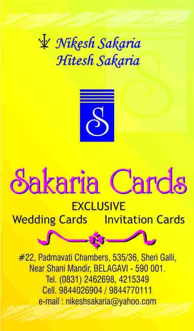 Top 100 Wedding Card Printers In Belgaum Best Marriage