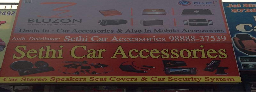 Sethi car accessories - Car Accessory Wholesalers in Bhatinda ...