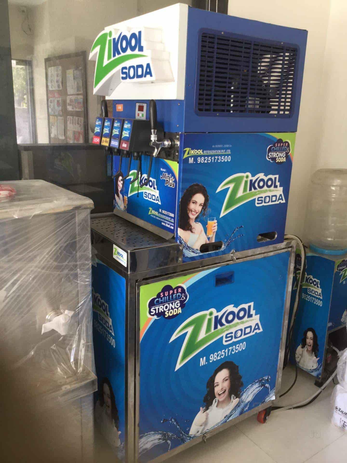 Zikool Refrigeration Pvt Ltd, Sihor - Soda Fountain Machine