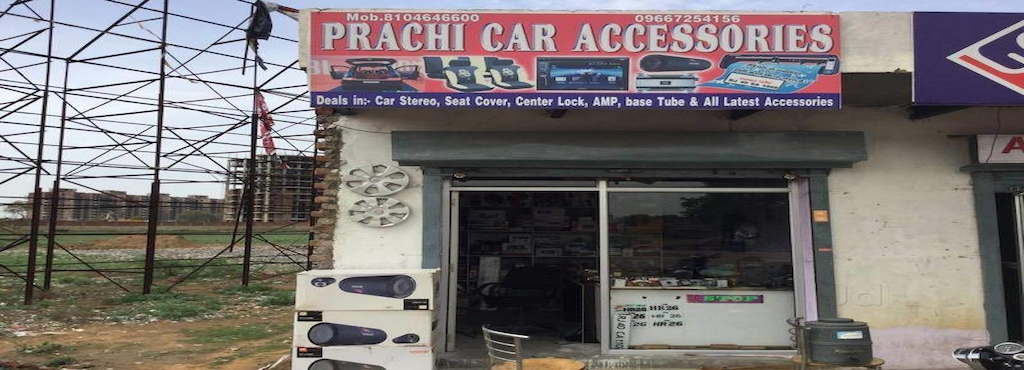 Prachi Car Accessories - Car Electronic Accessories Wholesalers in ...