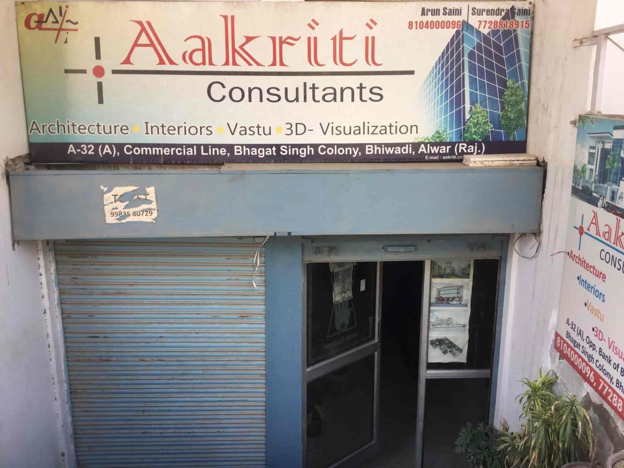Aakriti Consultants - Akruti Consultants - Architects in Bhiwadi ...