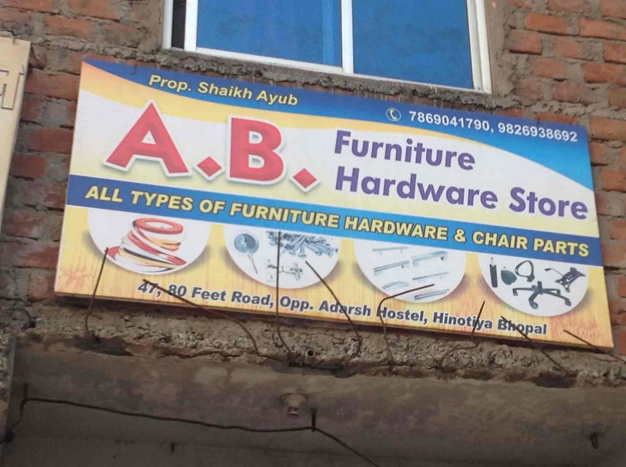 A B Furniture Hardware Store