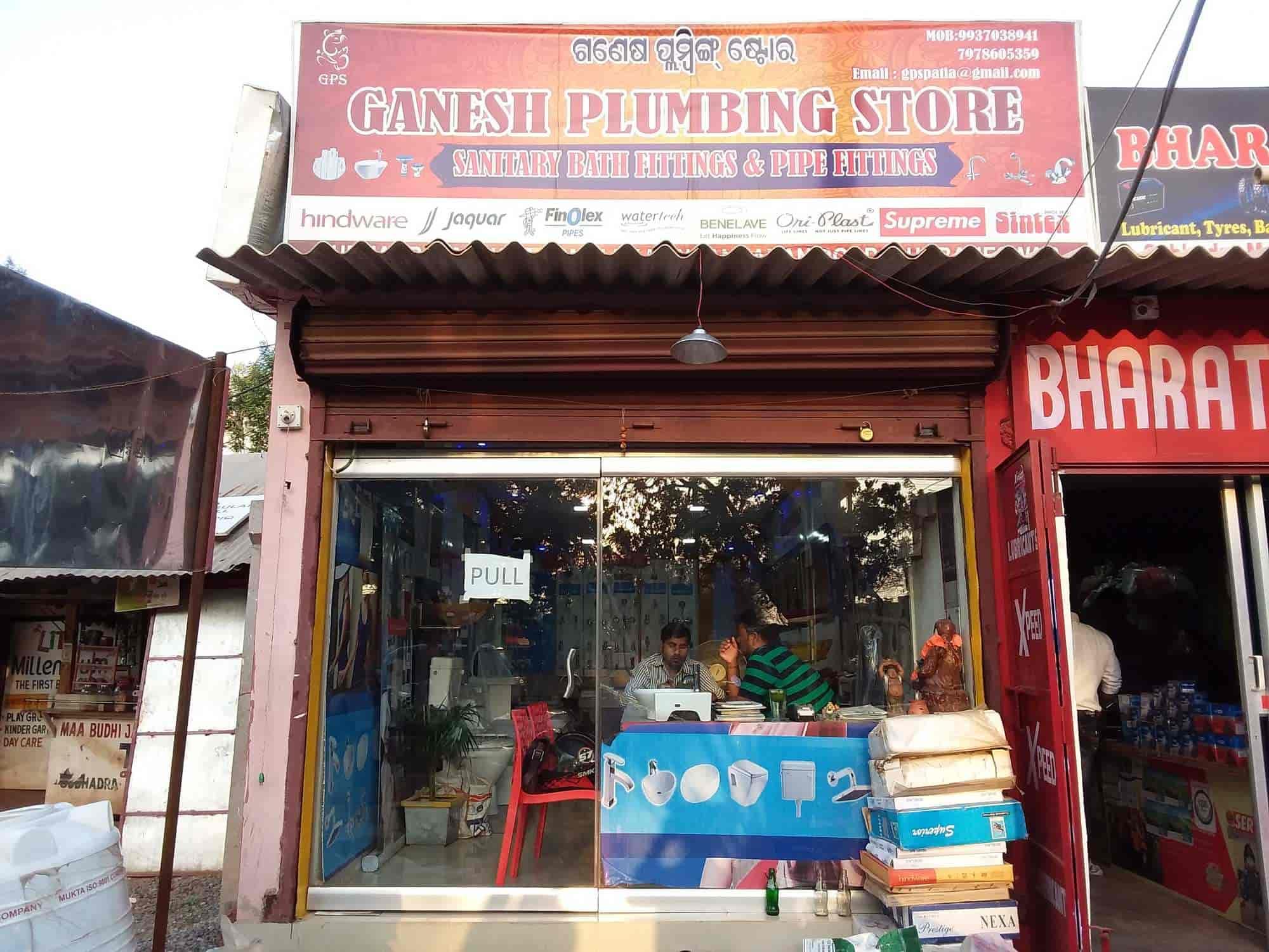 Ganesh Plumbing Store, Patia Gds - Plumbing Contractors in