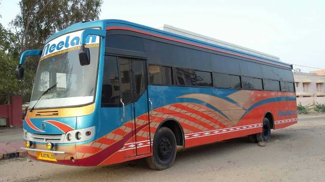 Top Volvo Ac Bus On Hire In Bikaner Best Volvo Ac Bus On Hire