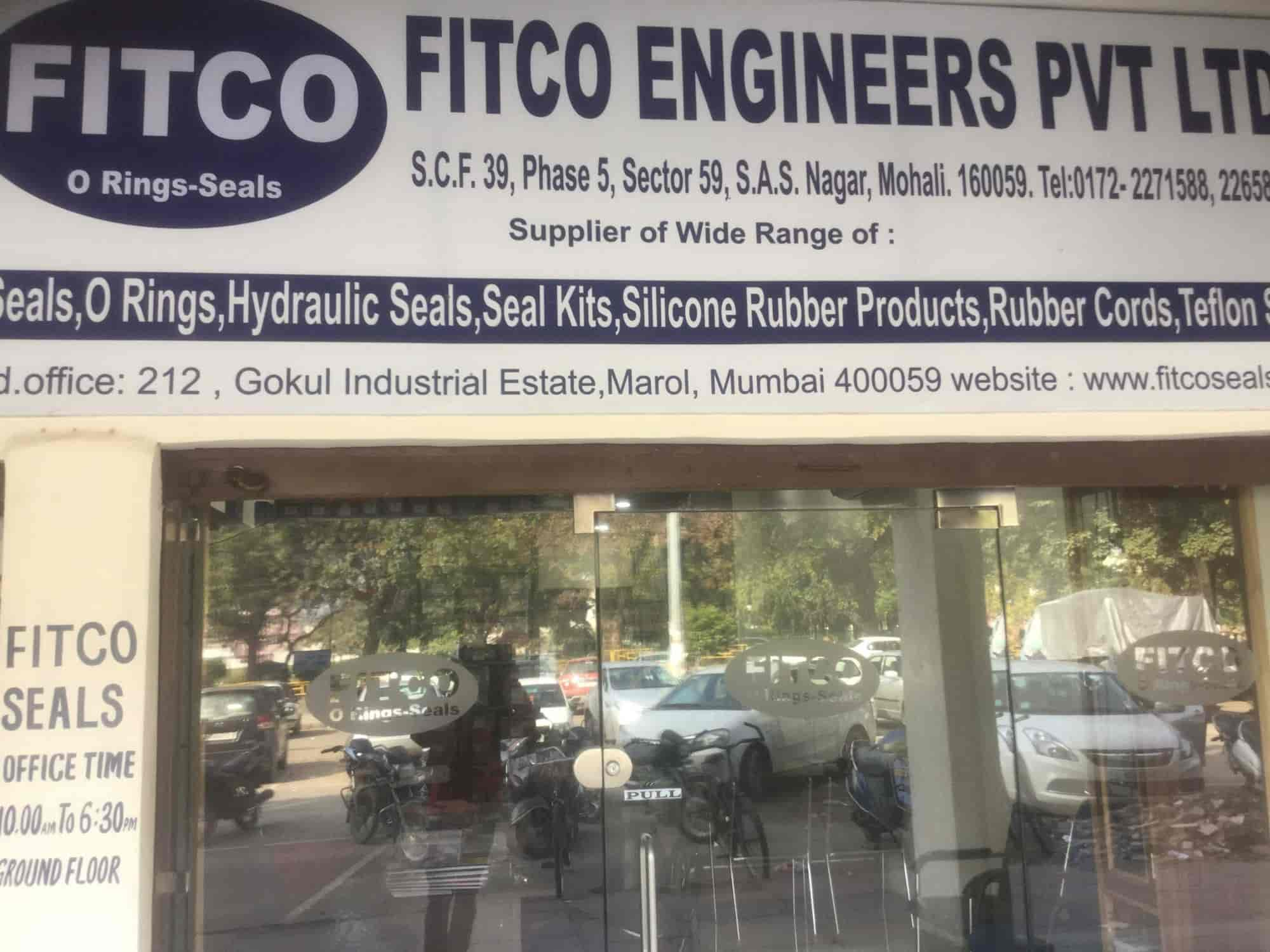 Fitco Engineers Pvt Ltd, Chandigarh Sector 59 Phase 5 - Oil