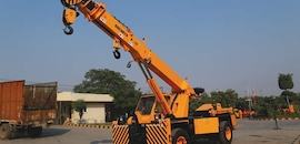 Top 50 Cranes On Hire in Chandigarh - Best Crane On Rent