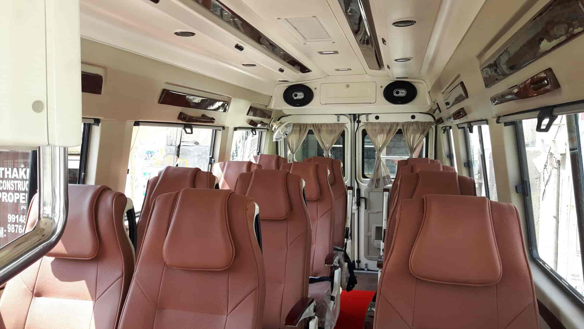 Top 100 Bus On Hire in Chandigarh - Best Bus Rental Services - Justdial