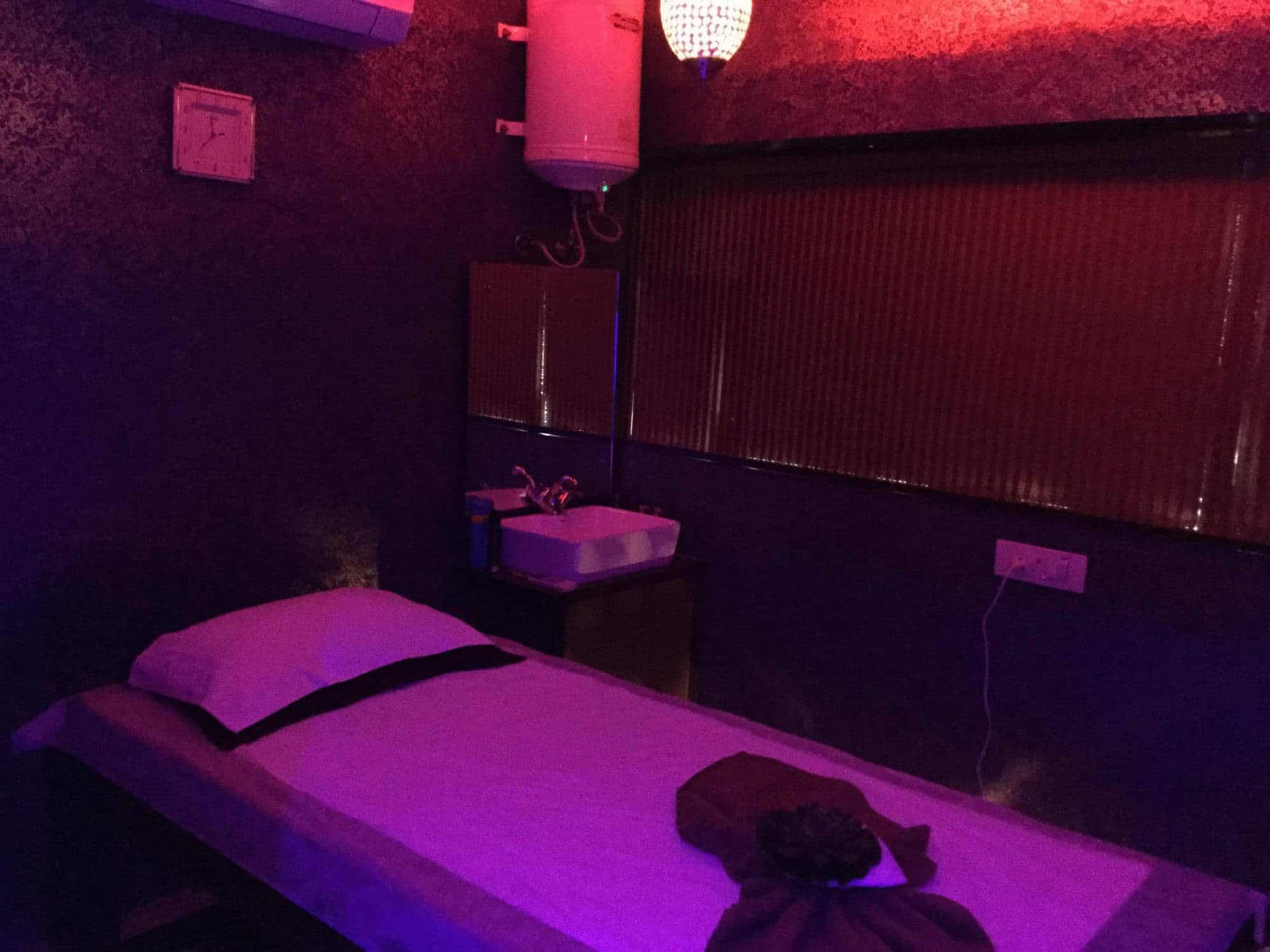 nam thai massage spa solna