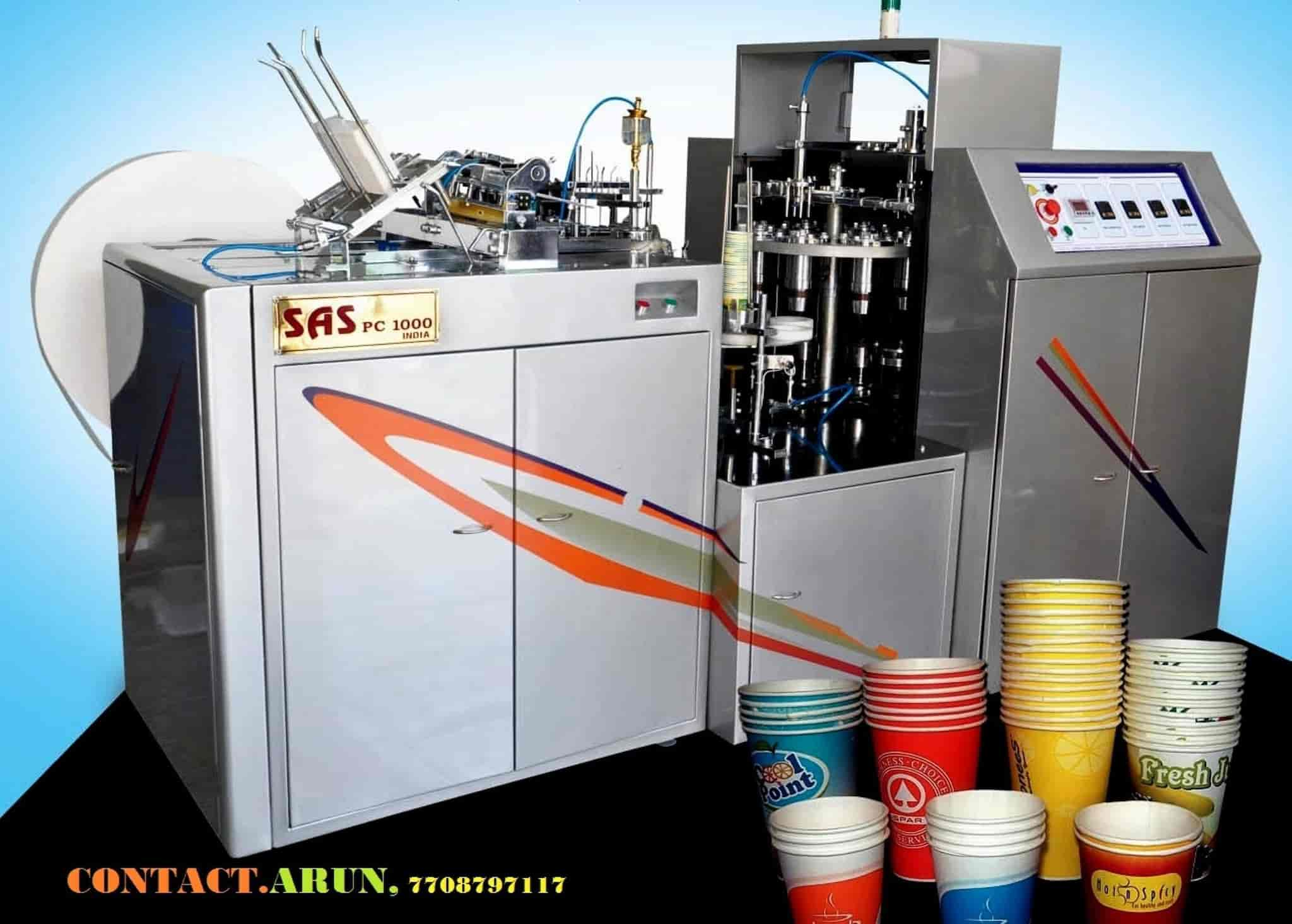 Sas Industry ( Indian Made Heavy Duty Machine ) - Paper Plate Making Machine Dealers in Chandigarh - Justdial & Sas Industry ( Indian Made Heavy Duty Machine ) - Paper Plate Making ...