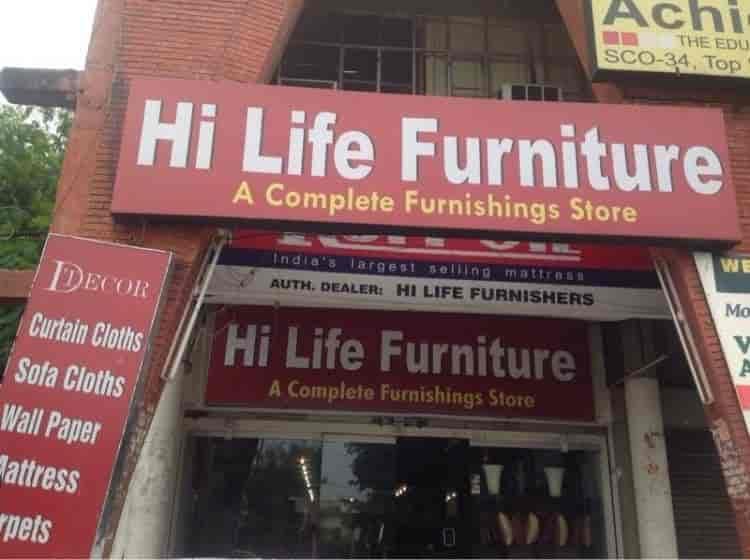 Hi Life Furniture U0026 Furnishings, Sector 11, Chandigarh   Furniture Dealers    Justdial