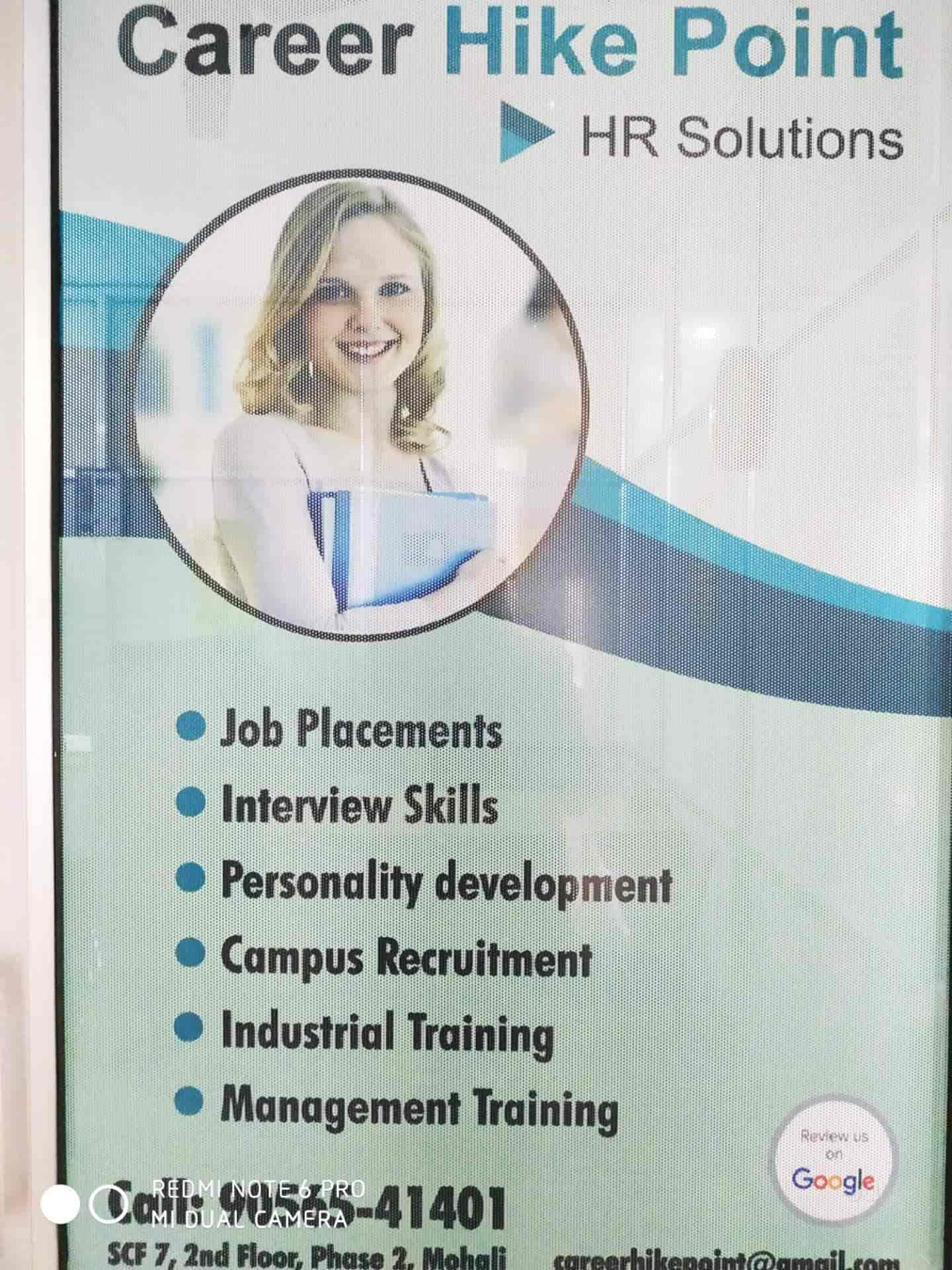 Career Hike Point, Sector 54 Phase 2 - Placement Services