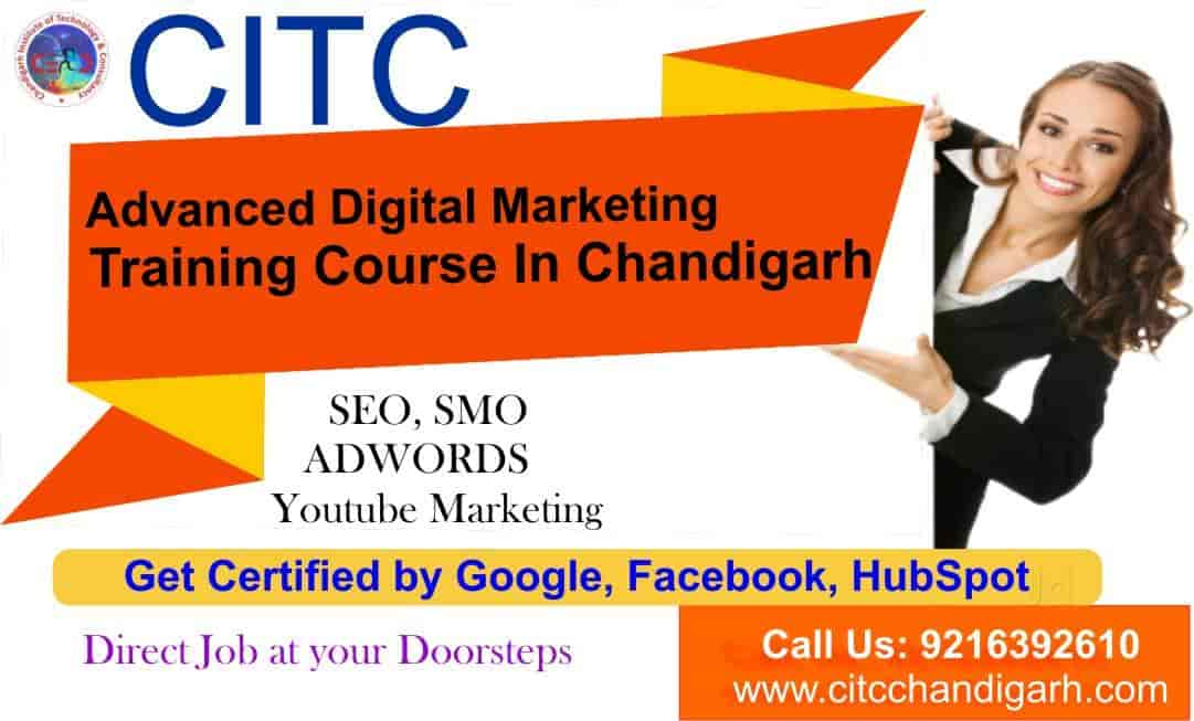 Citc Sector 41d Chandigarh Institute Of Technology Consultancy