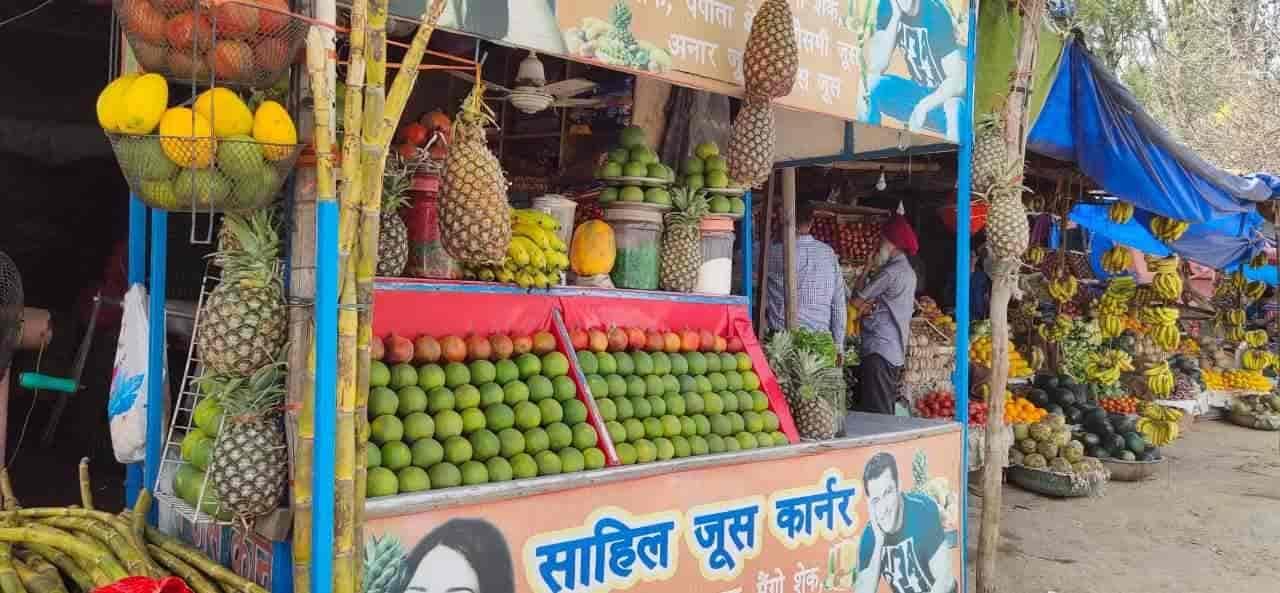 Sahil Juce Cornar, Near High School, Chandigarh - Fast Food