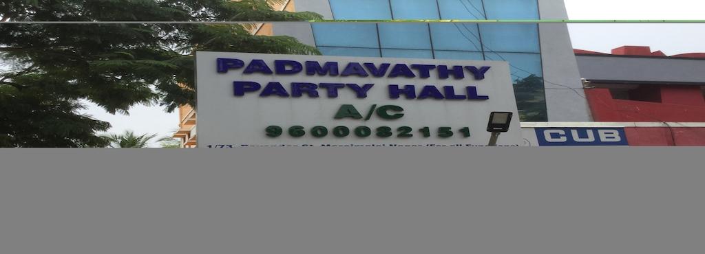 Padmavathy Party Hall Kattankolathur