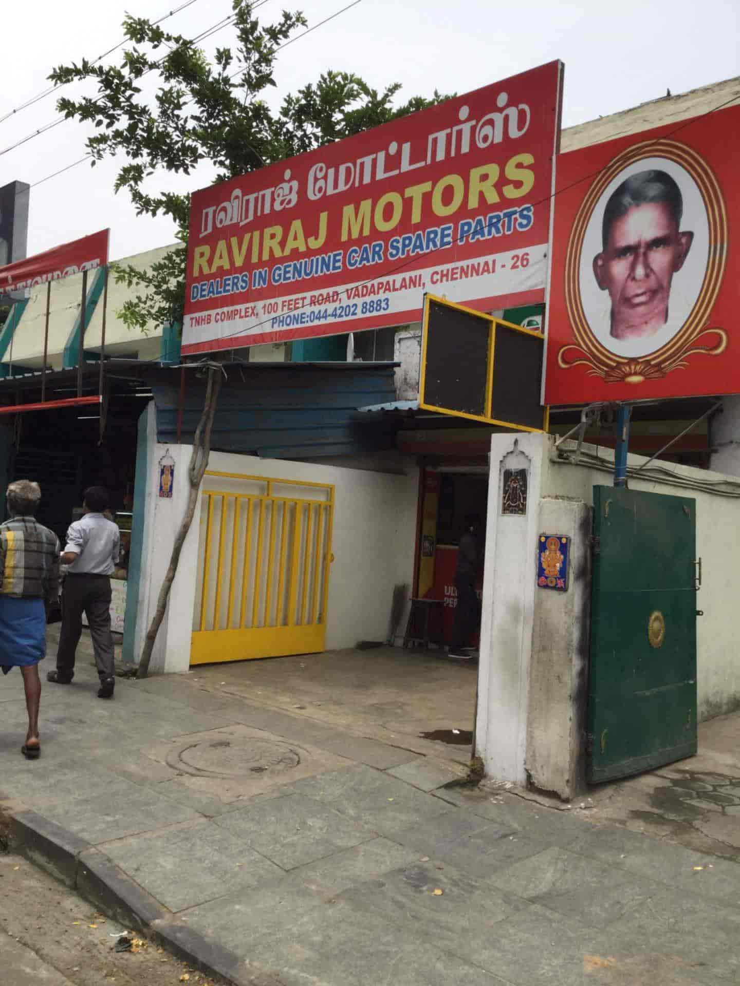 Raviraj Motors, Vadapalani - Car Accessory Dealers in