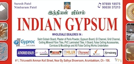 Top 30 Saint Gobain Gypsum Board Dealers in Chennai - Best