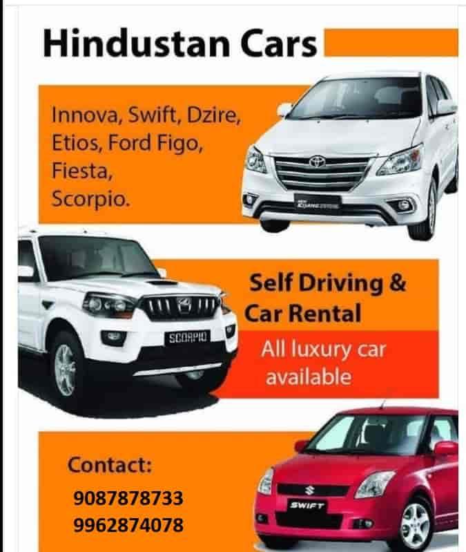 Hindustan Cars Valasaravakkam Car Rental For Self Driven In Chennai Justdial