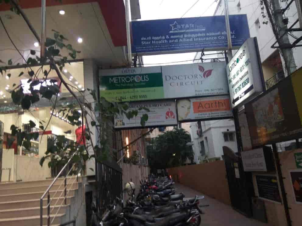 Find List Of Star Health Insurance In Adyar Chennai Justdial