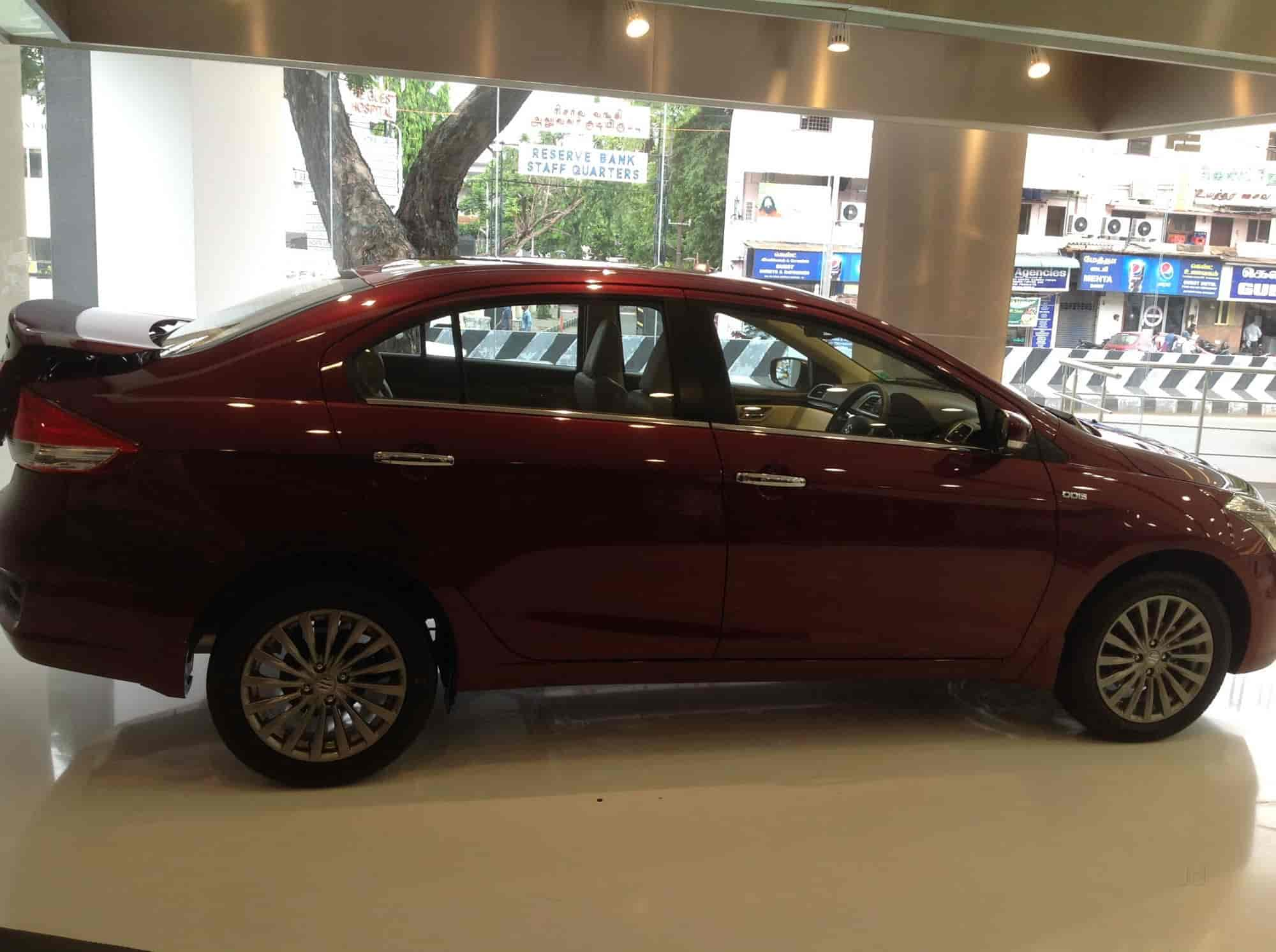 Nexa Maruti Suzuki, Ambattur Industrial Estate - Car Dealers-Maruti Suzuki  in Chennai - Justdial