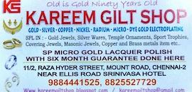 Top 10 Brass Plating Services in Chennai - Best Antique