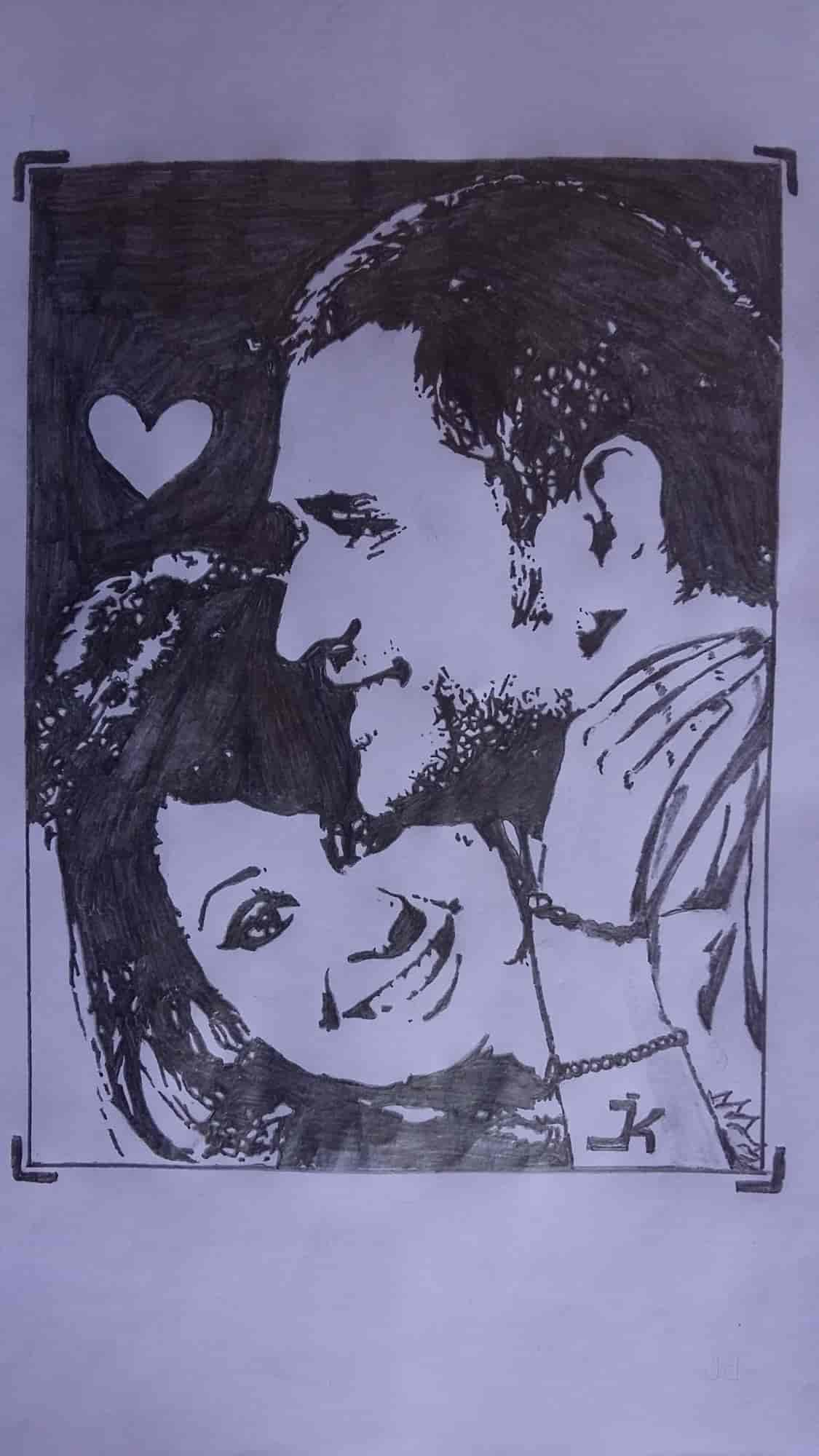 Jk arts for customized pencil drawing and saidapet customised gifts in chennai justdial