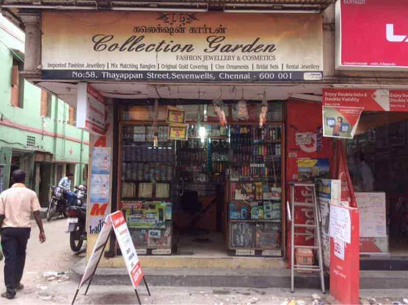 Collection Garden, Parrys - Cosmetic Dealers in Chennai