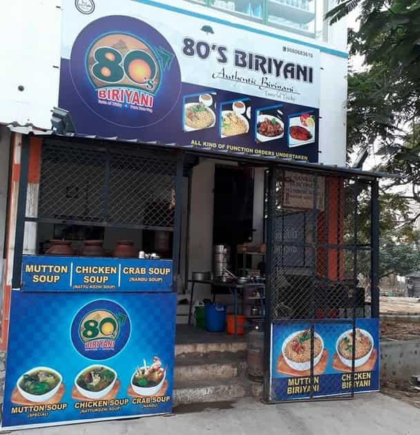 80's Biriyani, Mugalivakkam, Chennai - Restaurants - Justdial