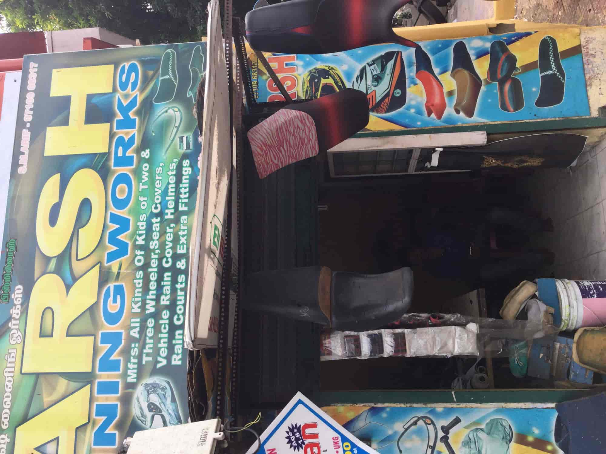 Top 10 Auto Rickshaw Seat Cover Dealers In Old Washermanpet Best