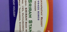 Top 50 Stamp Papers In Navalur Chennai Justdial
