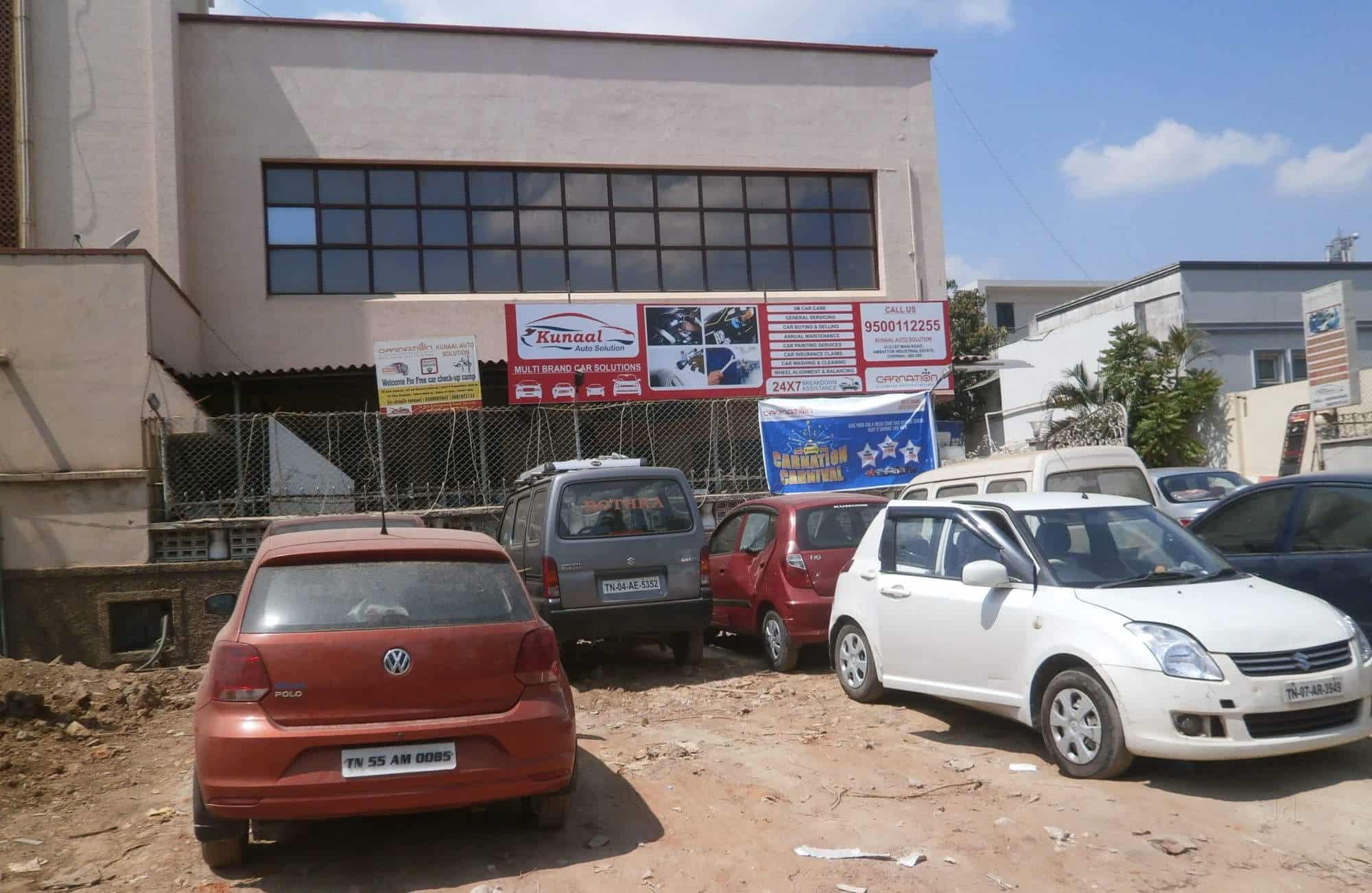 Carnation Auto India Ltd, Ambattur - Car Repair & Services in Chennai -  Justdial